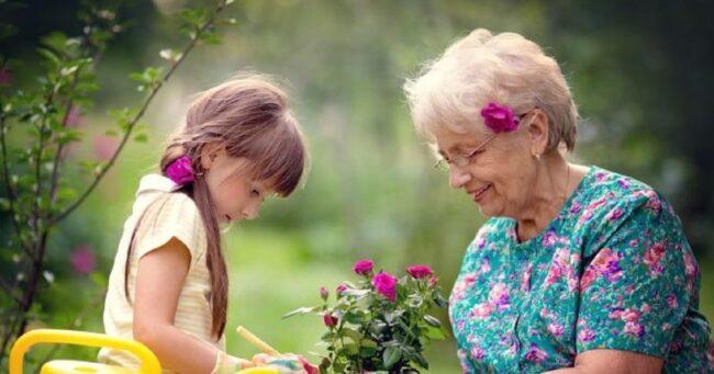giấc mơ thấy bà ngoại
