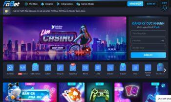 Fabet – Nhà cái cá cược bóng đá trực tuyến uy tín hàng đầu