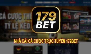 179bet – Link vào nhà cái 179Bet cá cược hot nhất thị trường