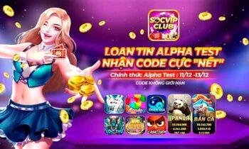 Hướng dẫn cách nạp tiền rút tiền và nhận gifcode tại cổng game Socvip