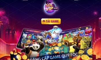 SocVIP Club – Tải game SocVIP đổi thưởng trực tuyến nhanh nhất