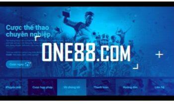 Review nhà cái ONE88 uy tín dành cho người mới chơi