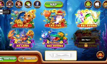 Vuasanca – Game bắn cá đổi thưởng cực kỳ nhanh
